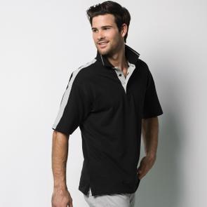 Kustom Kit Hommes Scottsdale Polo Shirt Sport Casual travail à manches courtes KK617